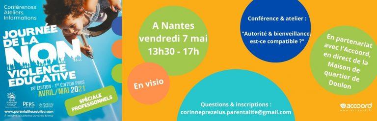 Read more about the article Vendredi 7 mai : après-midi gratuite de conférence et atelier pour les pros !