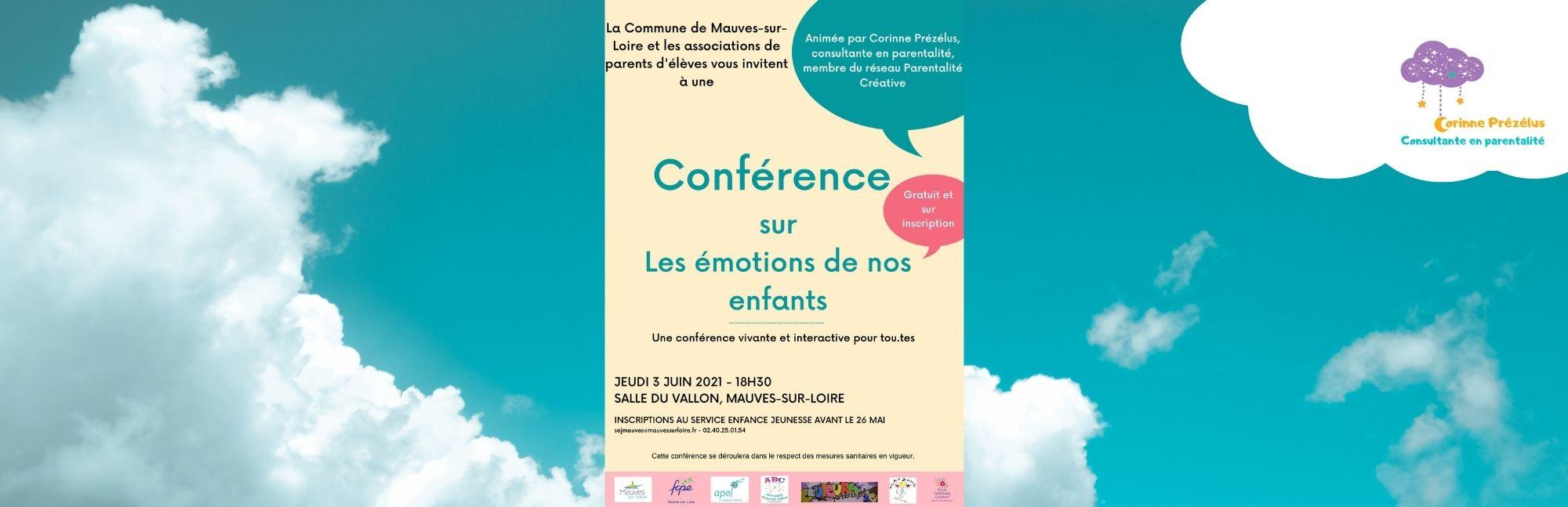 You are currently viewing Conférence à Mauves sur Loire le 3 juin !