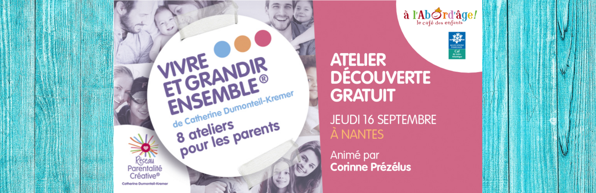 You are currently viewing Atelier Découverte gratuit !