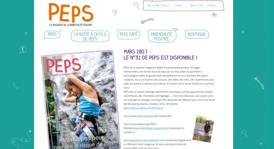 Magazine PEPS